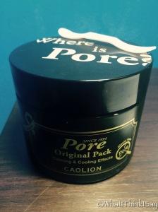 Caolion's Pore