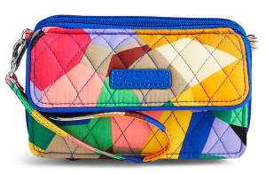 VB All in One Crossbody and Wristlet