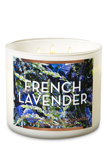 Fragrance South Of France Lavender Vanilla Soft Jasmine With Essential Oils